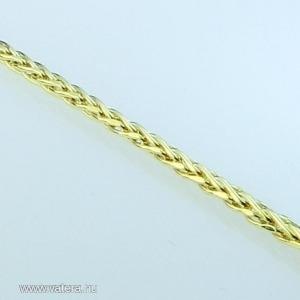 14K Arany Karlánc (Au47725) - Jelenlegi ára: 16 895 Ft