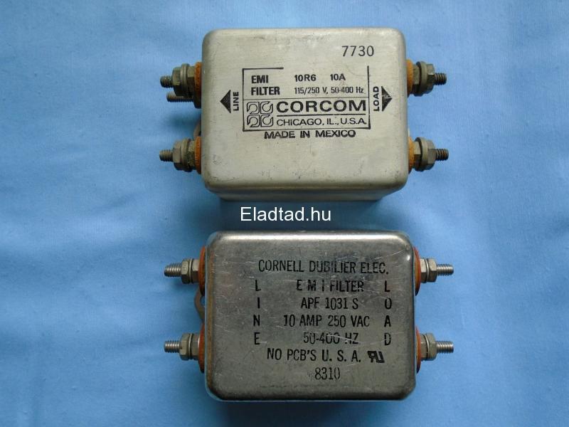 EMI filter 2db