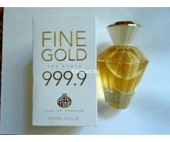 Fine Gold 999.9 női parfüm 100ml