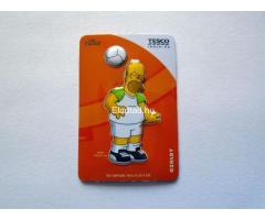 Bart Simpson hűtőmágnes